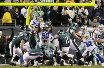 Linking Touchdowns and Field Goals