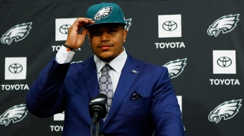 For Eagles' Andre Dillard to Succeed, He Must Learn to Run Block
