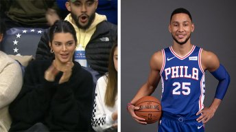 Ben Simmons and Kendall Jenner on a Date ... at a Drexel Game?