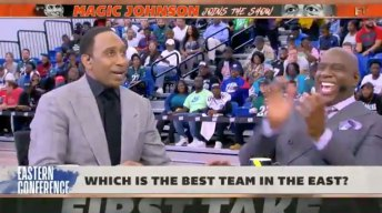 Uh Oh: Stephen A. Smith Is Predicting HUGE Things for Sixers This Season