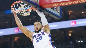 Sixers' Simmons Leads Impressive Win Over Mighty Warriors