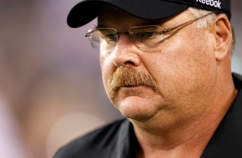 Dumb Move by Andy Reid?