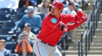 Looks Like Phillies Are Calling Dylan Cozens Up to Majors