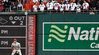Some Folks in D.C. Still Itching to Be Offended by Things Bryce Harper Says