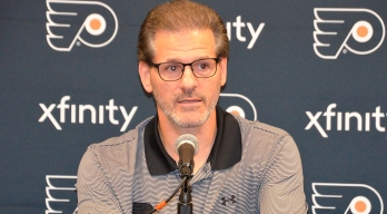 Flyers Let Down Ron Hextall Just as Much as He Did Them