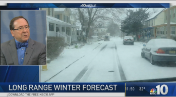 "NBC10 @Issue: Glenn ""Hurricane"" Schwartz's Winter Forecast"