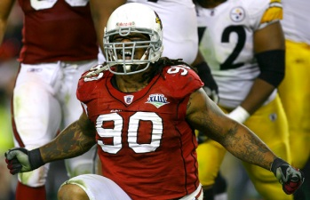 Dockett Gets All Trash Talk-y With Brian Westbrook