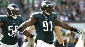 Fletcher Cox Is NFC Defensive Player of the Month