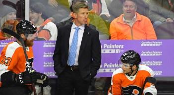 Jakub Voracek on Flyers' Collapse: 'We Got Scared'