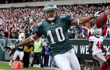 Young Receivers Show Bright Future for Eagles Offense