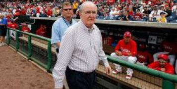 Phillies CEO David Montgomery Takes Medical Leave of Absence