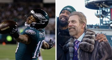 Golden Tate Had Delicious Diss of Howard Eskin's Ostentatious Outfit