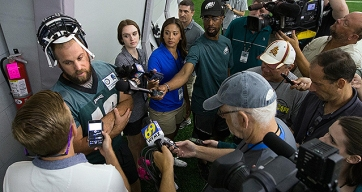 Former Eagle Jon Dorenbos Needs Open Heart Surgery