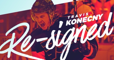 Travis Konecny, Flyers Agree to New 6-year Contract