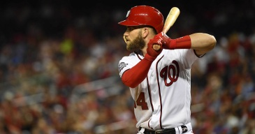 The Bryce Harper Photo the Internet Is Freaking Out About