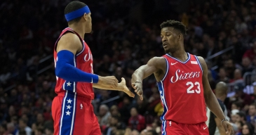 Butler, Harris Active on Social Media on NBA Free Agency Day