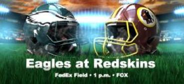 Eagles-Redskins 5 Things: Pivotal Divisional Game for Birds