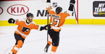 Why Shayne Gostisbehere Is Saying Sorry to Wayne Simmonds