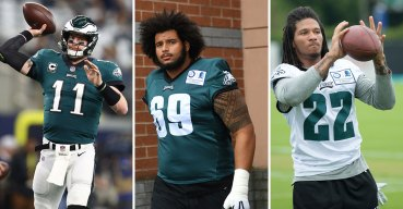 Who Has the Best Jersey Number on the Eagles? Ranking Them From Worst to Best