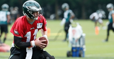 Carson Wentz Out Vs. Rams, May Miss Rest of the Season