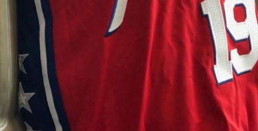 Sixers Tease New Red Statement Jerseys That Differ From Last Season's
