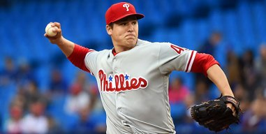 Phils Lose Jerad Eickhoff for 6-8 Weeks: Who Replaces Him?
