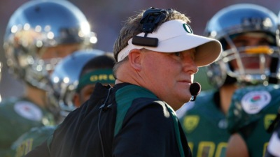 Chip Kelly to Stay at Oregon