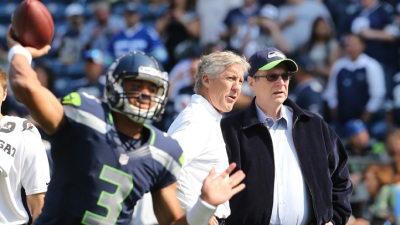 Eagles Should Follow Seahawks' Quarterback Path