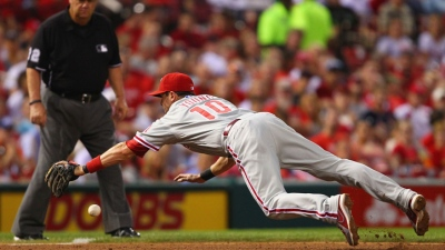 Phillies Swept in St. Louis