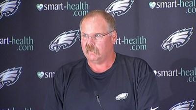Reid Speaks on Decision to Ice Giants Kicker