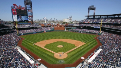 No Love for Citizens Bank Park