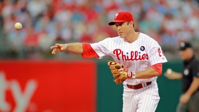 Chase Utley: Now With Defense!