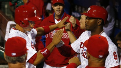 Easy Finish for the Phils