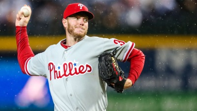 Halladay Gets Roughed Up