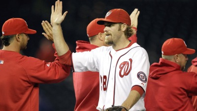 Werth, Nats Take Round 1