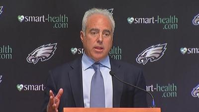 Searching for Clues in Jeffrey Lurie's Press Conference