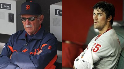 Jim Leyland: Hamels Suspension