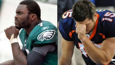 Who Do You Want, Vick or Tebow?