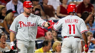 Phillies Strike First, Down Braves 4-2
