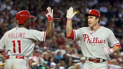 Phillies Split Series