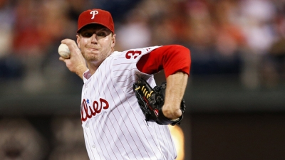 Halladay Allows One Run in Loss