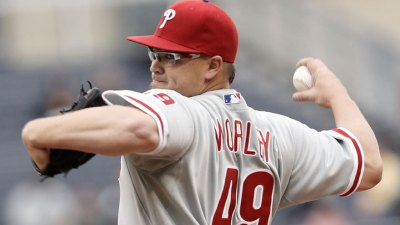Vance Worley Won't Need Tommy John Surgery