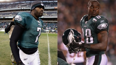 Vick, Maclin Officially Out Against Giants