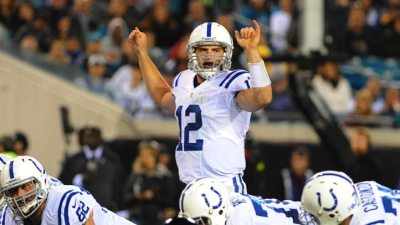 Flesh for Fantasy: Can Andrew Luck Keep This Up?