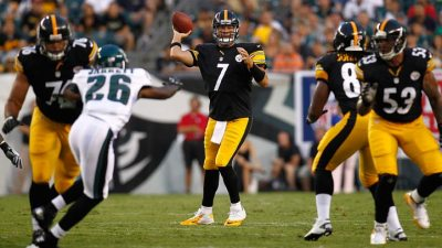 What to Watch: Eagles vs. Steelers