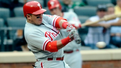 New Year's Resolutions: Carlos Ruiz
