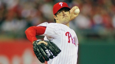 New Year's Resolution: Cole Hamels