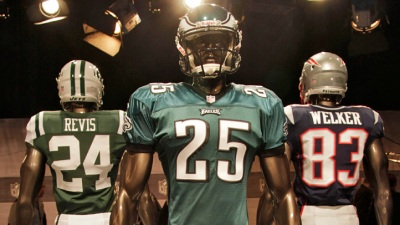 New Eagles Uniforms Look Like Old Ones