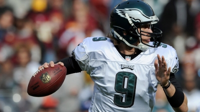 Turning Point: Foles 1st Qtr Interception