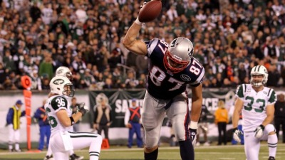 Flesh For Fantasy: All Hail King Gronk